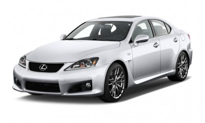 2011 Lexus IS 350 Photos