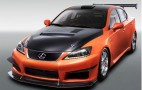 Lexus IS-F Duo Stun Crowds At 2011 Tokyo Auto Salon