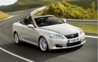 2010 Paris Auto Show Preview: 2011 Lexus IS