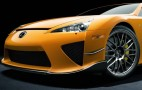 Toyota Chief Test Driver Dies In Lexus LFA Crash In Germany