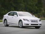 2011 Lexus LS 600h L