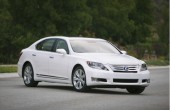 2012 Lexus LS 600h L Photos