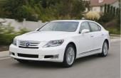 2011 Lexus LS 600h L Photos