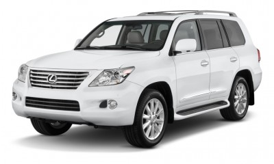 2011 Lexus LX 570 Photos