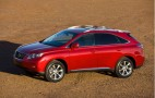 2011 Lexus RX 350: Recall Watch