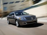 2011 Lincoln MKZ Hybrid Priced From $35,180--Same As Gas Only Model