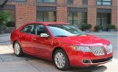 "2011 Lincoln MKZ Hybrid Says ""Green"" With...Flowers"