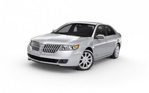 2011 Lincoln MKZ vs Chrysler 300, Lexus HS 250h, Volvo S60 ...