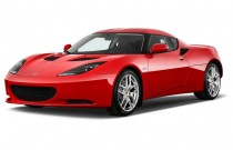 2011 Lotus Evora 2-door Coupe Angular Front Exterior View