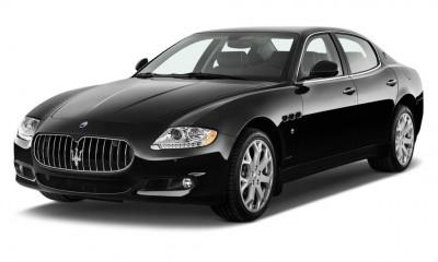 2011 Maserati GranTurismo Photos