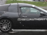 Spy Shots: 2011 Maserati Granturismo Spyder