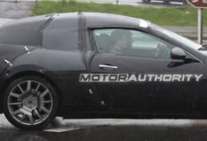 Spy Shots: 2011 Maserati Granturismo Spyder