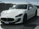 2011 Maserati lineup on video