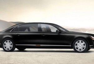 2011 Maybach Guard