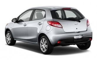 Cheap Cars With Big Value: 2011 Mazda Mazda2