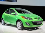 2011 Mazda2 Is One Cool Little Hatch