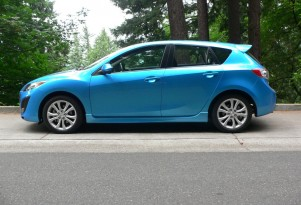 2011 Mazda3: Driven