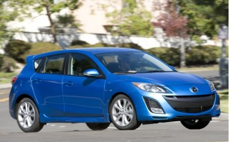 2011 Mazda3 Named An IIHS Top Safety Pick