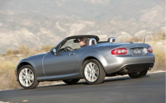 Biggest Loser? Mazda Wants Next Miata To Shed 720 Pounds