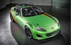 Track-Only, 320-HP Mazda MX-5 GT4 Unveiled