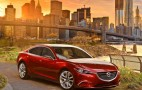 2014 Mazda Mazda6 Set For 2012 Paris Auto Show Debut
