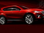 2011 Mazda Minagi Concept leak