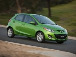 2011 Mazda Mazda2: First Drive Report
