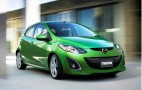 Mazda2 Joins Electric Vehicle Project In Japan