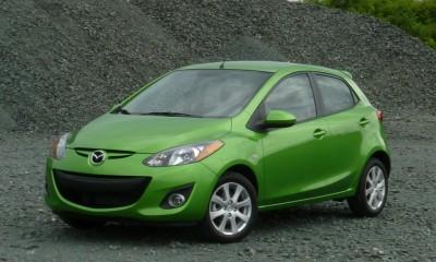 2011 Mazda MAZDA2 Photos
