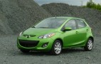 2011 Mazda2 Rated By IIHS, Misses Top Safety Pick