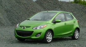 2011 Mazda2 First Drive