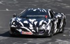 Spy Shots: 2011 McLaren 'P11' Supercar