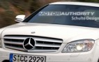 2011 Mercedes-Benz C-Class Coupe Confirmed