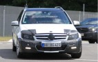 Spy Shots: 2011 Mercedes-Benz C-Class Estate Facelift