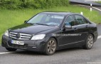 Spy Shots: 2011 Mercedes-Benz C-Class Facelift