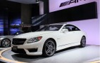 2010 Los Angeles Auto Show: 2011 Mercedes-Benz CL63 AMG Live Images