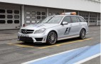 C63 AMG Wagon Pegs Want-Meter, Paces Grand Prix