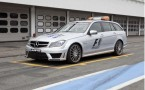 2011 Mercedes-Benz C63 AMG