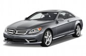 2011 Mercedes-Benz CL Class Photos