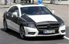 Spy Shots: 2011 Mercedes-Benz CLS AMG Sport Package