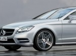 2011 Mercedes-Benz CLS rendering