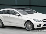 2011 mercedes benz cls shooting brake rendering 001