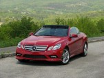 2011 Mercedes-Benz E-Class Cabrio