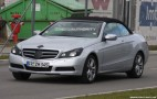 Spy Shots: 2011 Mercedes-Benz E-Class Convertible