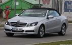 Spy Shots: 2011 Mercedes-Benz E-Class Convertible