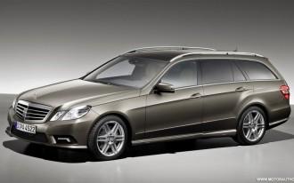 Preview: 2011 Mercedes-Benz E-Class Wagon