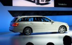 2010 New York Auto Show: 2011 Mercedes-Benz E-Class Wagon Live Gallery