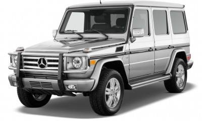 2011 Mercedes-Benz G Class Photos