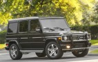 2011 Mercedes-Benz G-Class Recalled To Prevent Airbag Hazard