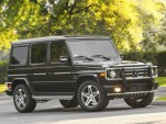 2011 Mercedes-Benz G55 AMG